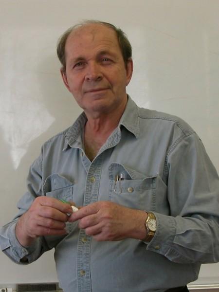 Сергей Михайлович Стишов