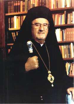 архиепископ Филипп Салиба