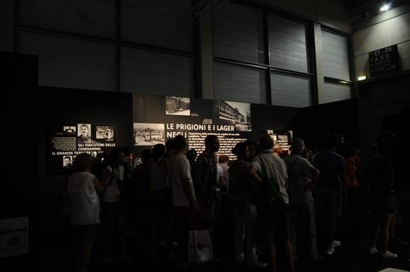 """Выставка """"И свет во тьме светит"""" в Римини"""