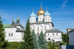 Новоспасский монастырь (фотоэкскурсия)