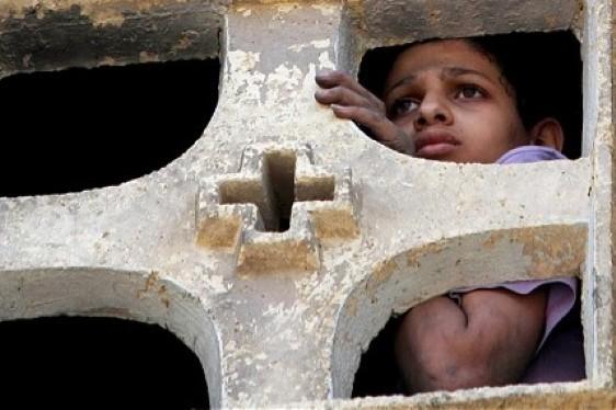 Гонения на христиан в Сирии