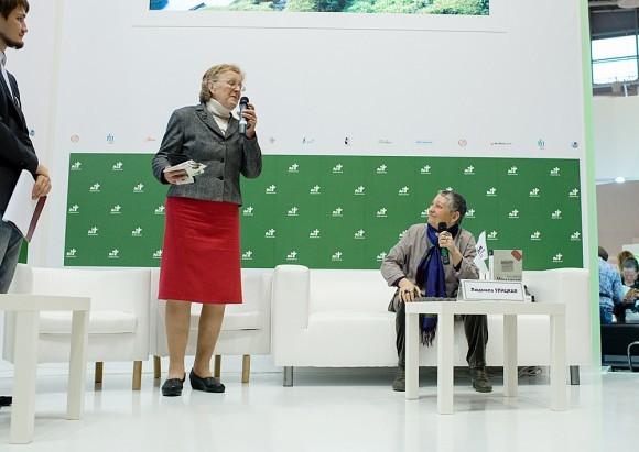 презентация книги Людмилы Улицкой