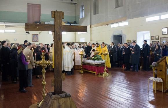 Прощание с Анатолием Даниловым — ощущение Церкви