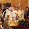 Митрополит Новгородский Лев совершил отпевание санитарки Юлии Ануфриевой, погибшей при пожаре в психоневрологическом интернате