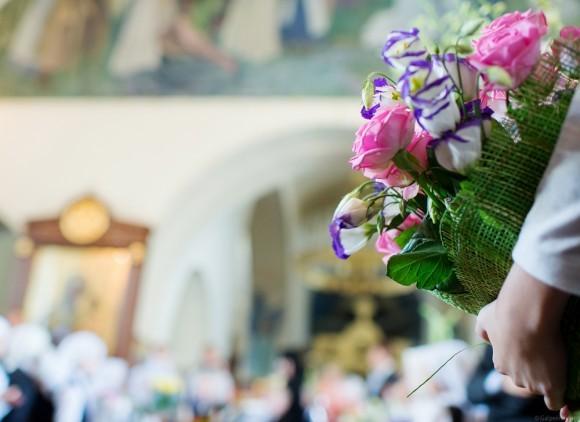 Красиво в Покровском соборе