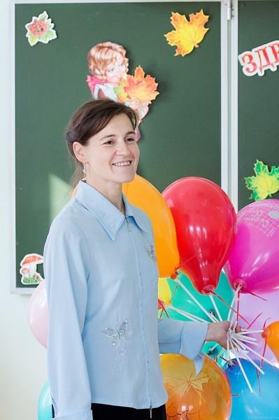 Первый учитель