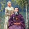 В Кронштадте открыли мемориал супруге св. Иоанна Кронштадтского