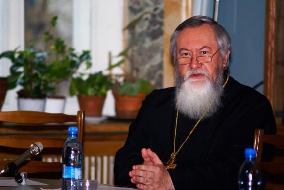 Священник Иоанн Миролюбов