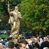 В Донецке освящен памятник святому апостолу Андрею Первозванному