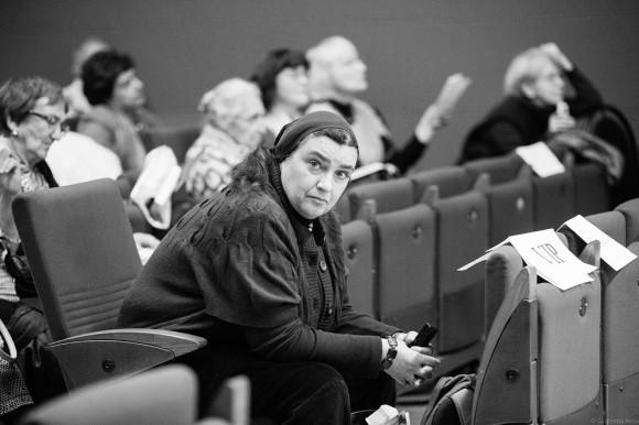 А.И. Шмаина-Великанова. Фото Анны Гальперино