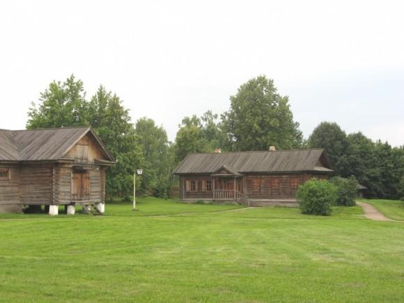 Деревянные постройки