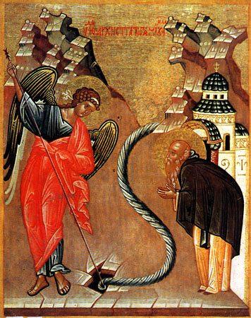 Православные вспоминают чудо святого Архистратига Михаила в Хонех