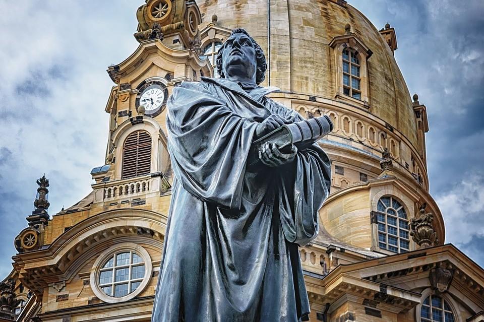 Протестантизм. Мартин Лютер