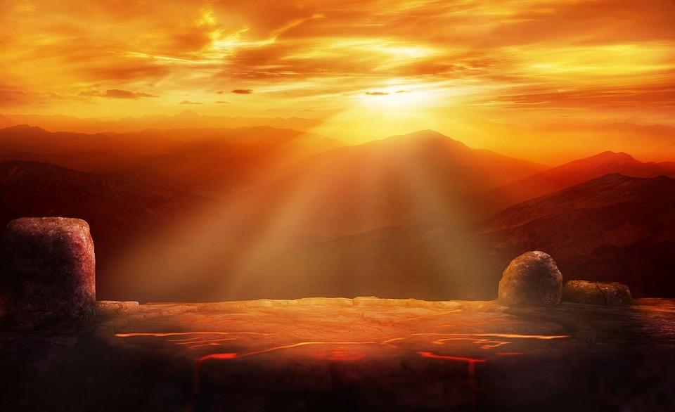 Алтарь - прообраз Престола Господня