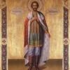 Ко дню памяти св. блгв. князя Александра Невского в Москву принесена икона с частицей его мощей