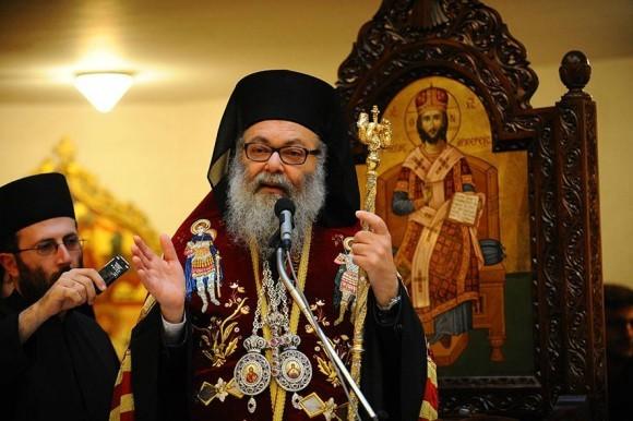 Патриарх Антиохии и всего Востока Иоанн X