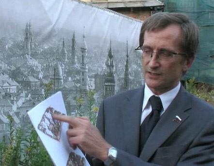 Николай Левичев в Кадашах