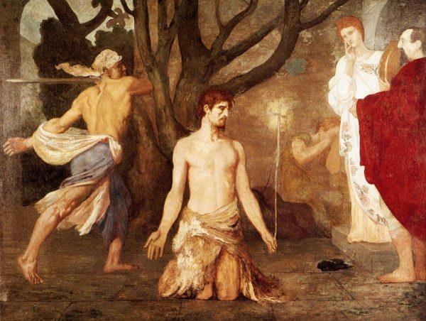 Усекновение главы Иоанна Предтечи (ВИКТОРИНА)