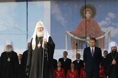Патриарх Кирилл: Человеческая цивилизация сегодня развивается так, как будто Бога нет