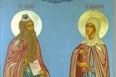 Пророк Захария и праведная Елисавета: житие, иконы, молитвы (+Видео)