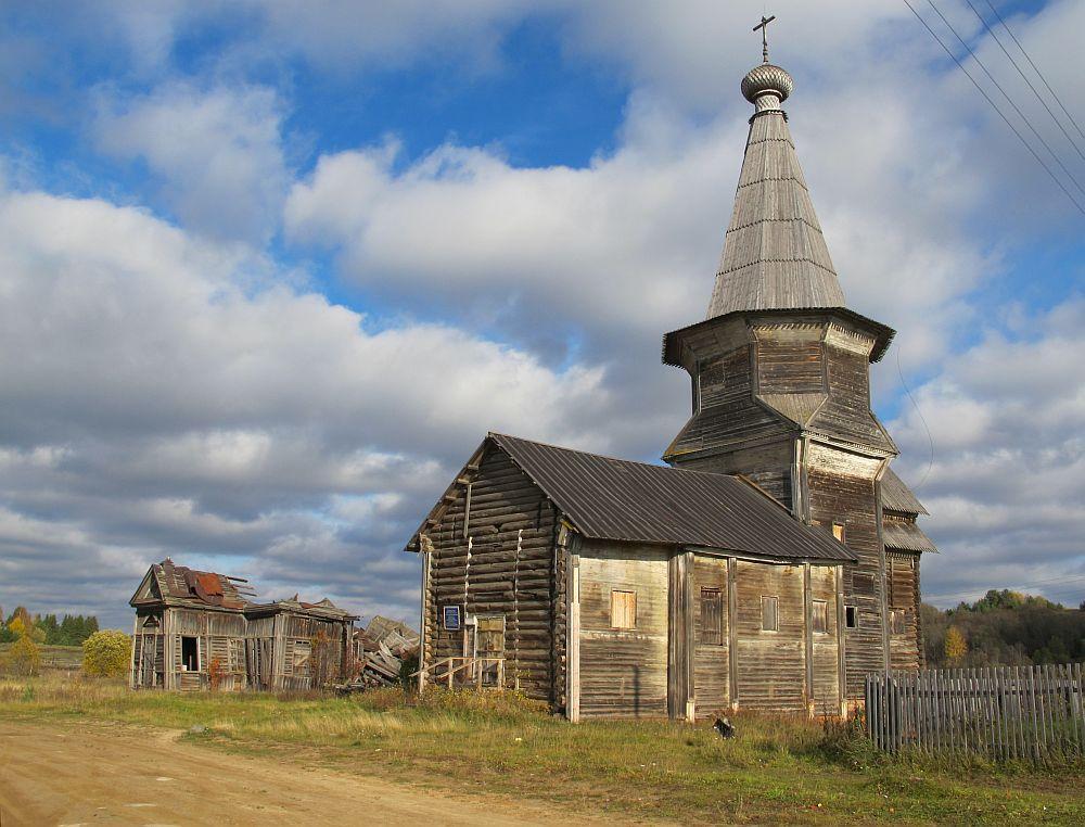 фото церквей на русском севере питании женщины меньше