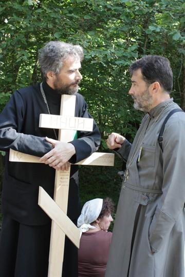 Священник Фома Диц