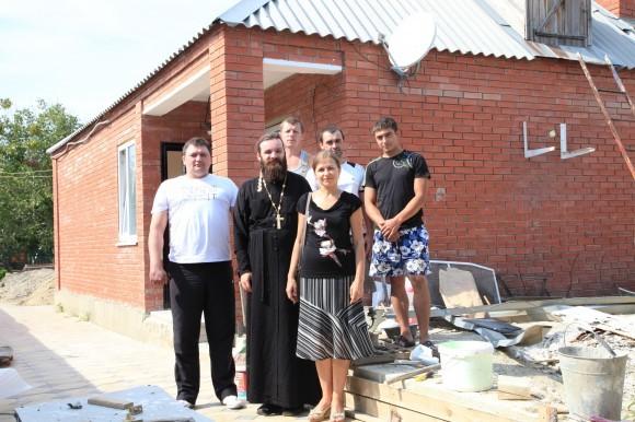 новый дом в Крымске