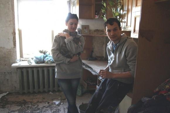 Наводнение в Приамурье