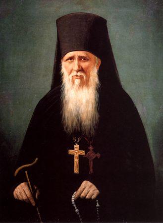 Прп. Амвросий Оптинский