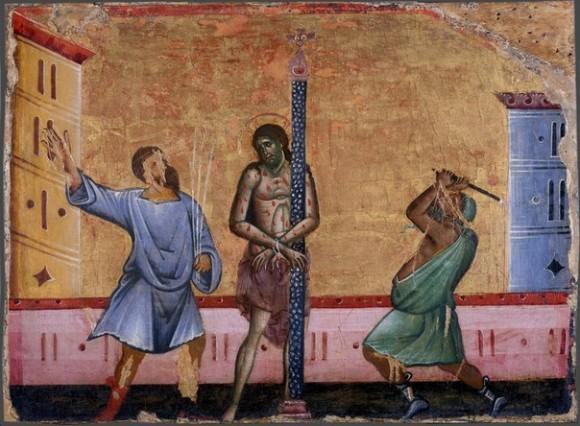 Бичевание Христа