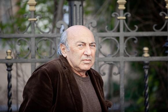 Народный художник России Георгий Вартанович Франгулян, скульптор