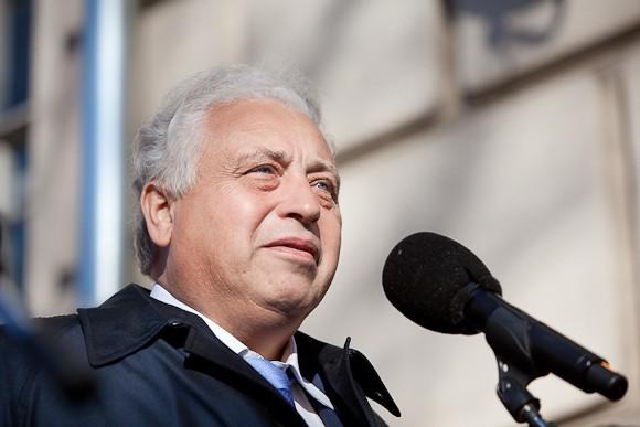Заместитель мэра Москвы в Правительстве Москвы по вопросам социального развития Леонид Михайлович Печатников