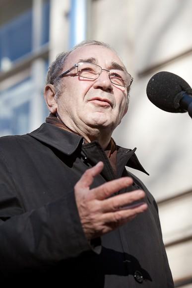 Председатель Международного историко-просветительского и правозащитного общества «Мемориал» Арсений Борисович Рогинский