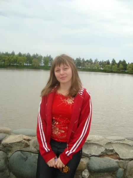 Лизе-старшей 17 лет. 2011г.