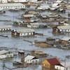 Якутская епархия направила дополнительную денежную помощь пострадавшим от наводнения