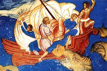 Церковь чтит память святого пророка Ионы