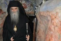 Письмо митрополита Амфилохия сторонникам гей-парада