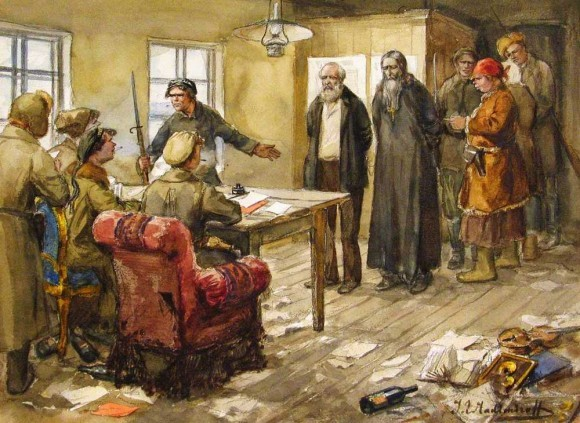 Картина Ивана Владимирова. Источник: elena-sem.livejournal.com
