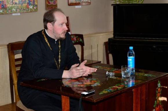 Священник Алексий Червяков