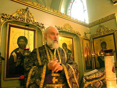 Иподиакон Николай Тон (фото: palomnik.org)