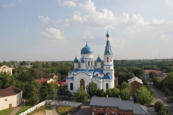 Покровский собор, г. Гатчина. Фото: vk.com/pokrovsobor
