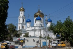 Кафедральный собор Сошествия Святого Духа г. Саратова. Фото: sadservie.ru