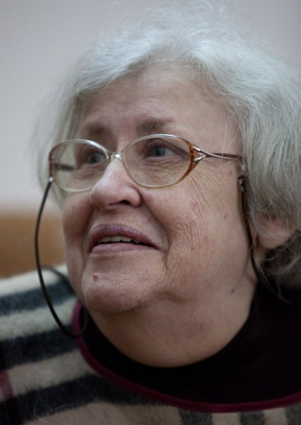 Марина Журинская