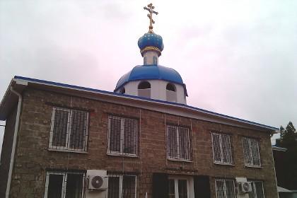 Свято-Покровский храм в Белореченске, настоятелем которого был убитый священник Фото: prav.ortox.ru