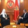 Патриарх Кирилл отметил важность восстановления духовного единства Черногории