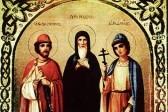 Православные отмечают  память святого благоверного князя Феодора Смоленского и чад его…