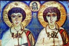 Кофе с сестрой Вассой: Святые Сергий и Вакх