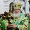 День преподобного Сергия: служение Патриарха в Троице-Сергиевой Лавре (ФОТО)