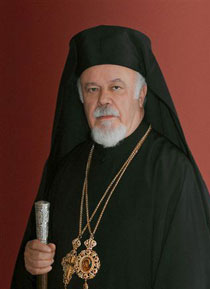 Митрополит Августин. Фото: ulm-russische-kirche.de