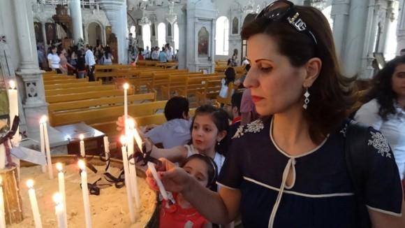 Христиане Сирии